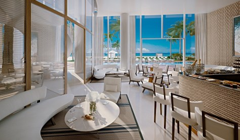 Ritz-Carlton  Sunny Isles - Restaurant and Bar