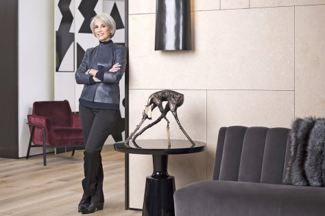Holly Hunt - L'Atelier Miami Beach's Interior Designer
