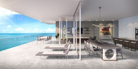 L'Atelier Miami Beach - Balcony