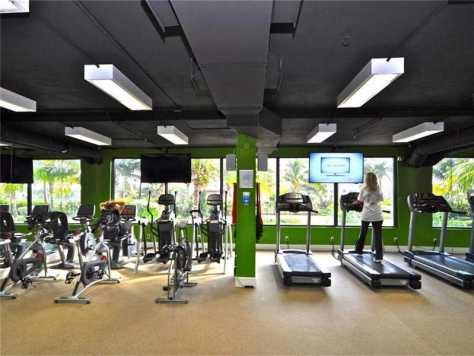 Gym Kenilworth Bal Harbour FL