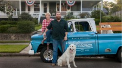 Garage Ben Airs Onhgtv At Truck Copy Ole Miss News Hgtv Home Town Instagram Hgtv Home Town Videos Pilot Episode Hosted By Erin