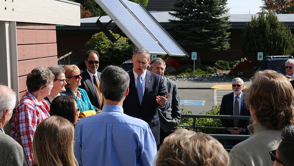 Gov. Jay Inslee photo