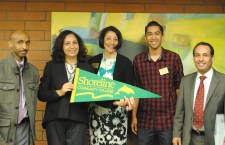 Shoreline Strengthens Relationships with the Saudi Arabian Cultural Mission in Campus Visit