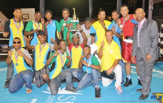 St Lucia which won the Creole Boxing Championships may soon be represented at the Inter Continental Amateur Boxing Championships in Chile.