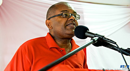 Dr James Fletcher is an SLP Senator and Minister of the Public Service, Information, and Broadcasting.