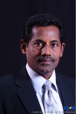Baron Foods CEO Ronald Ramjattan: Could he be Saint Lucia's Independent Prime Minister-in-waiting?