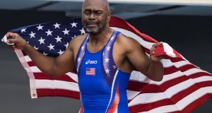 Chris Brown - USA Wrestling
