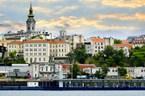 عاصمة صربيا، بلغراد