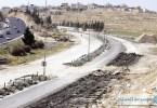 طريق مطار الاردن