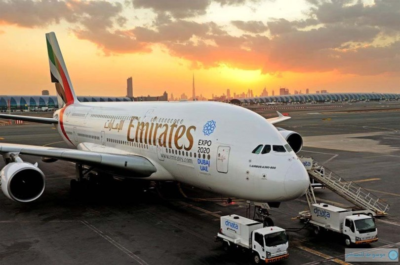 إكسبو 2020 .. طيران الإمارات وبنية أساسية قوية للتنقل