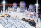 التراويح في الشيخ زايد