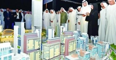 """إطلاق مشروع """"ميدان ون"""" في دبي"""
