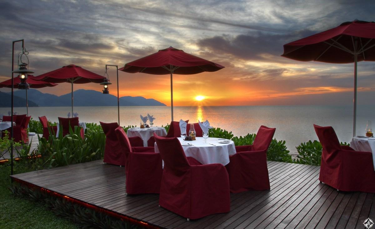 أفضل 10 فنادق فخمة في بينانج - ماليزيا