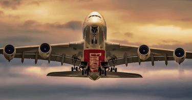 طيران الإمارات A380