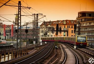 وسائل النقل في برلين