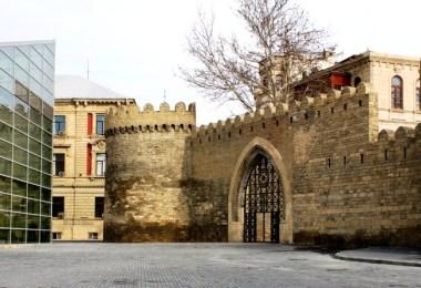 المدينة القديمة في باكو