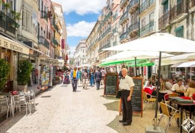 شارع بورتاس دي انتاغو