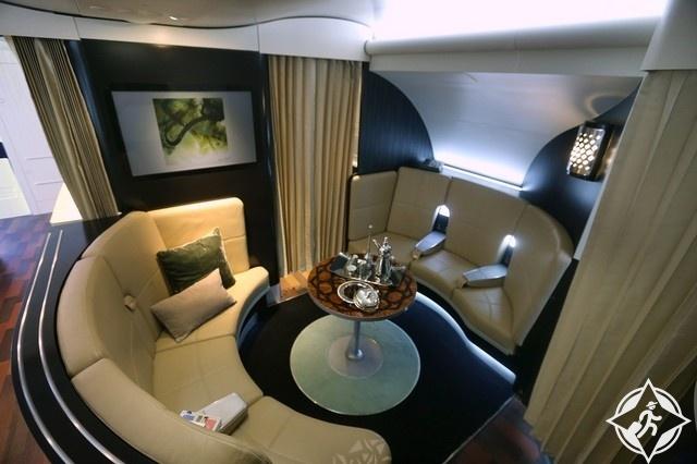 طيران الاتحاد تسجل رقماً قياسياً عالمياً بأعلى سعر تذكرة