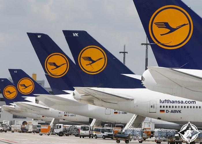 لوفتهانزا تطلق تخفيضاً خاصاً بنسبة 40% على أسعار رحلاتها