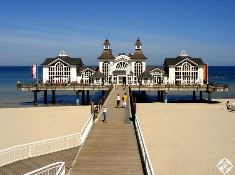 جزيرة روجن - افضل مناطق سياحية في المانيا