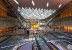 السوق الحرة بمطار حمد الدولي
