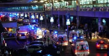 مطار اتاورك الدولي