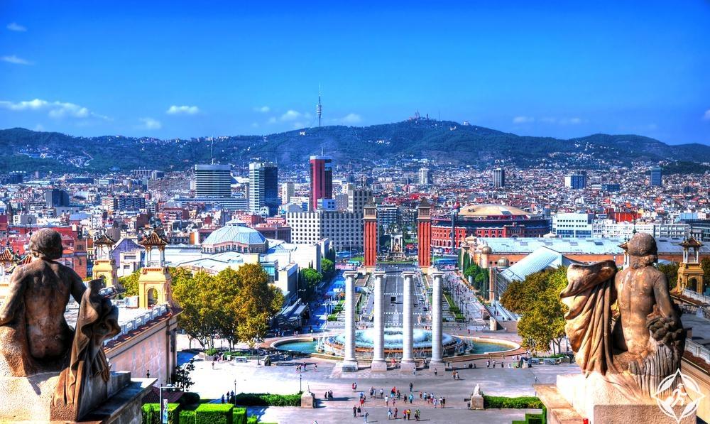 9 أشياء مجانية يمكنك القيام بها عند السياحة في برشلونة