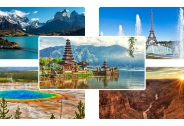 وجهات سياحية