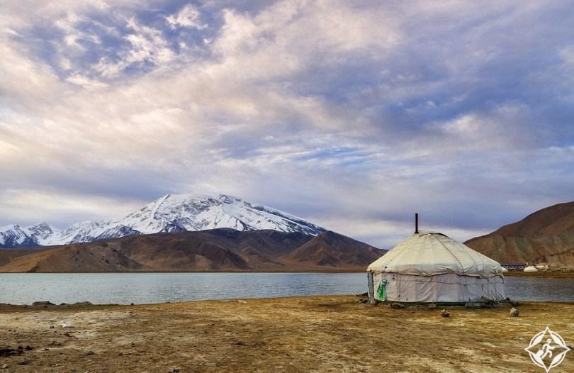 الخيمة التقليدية