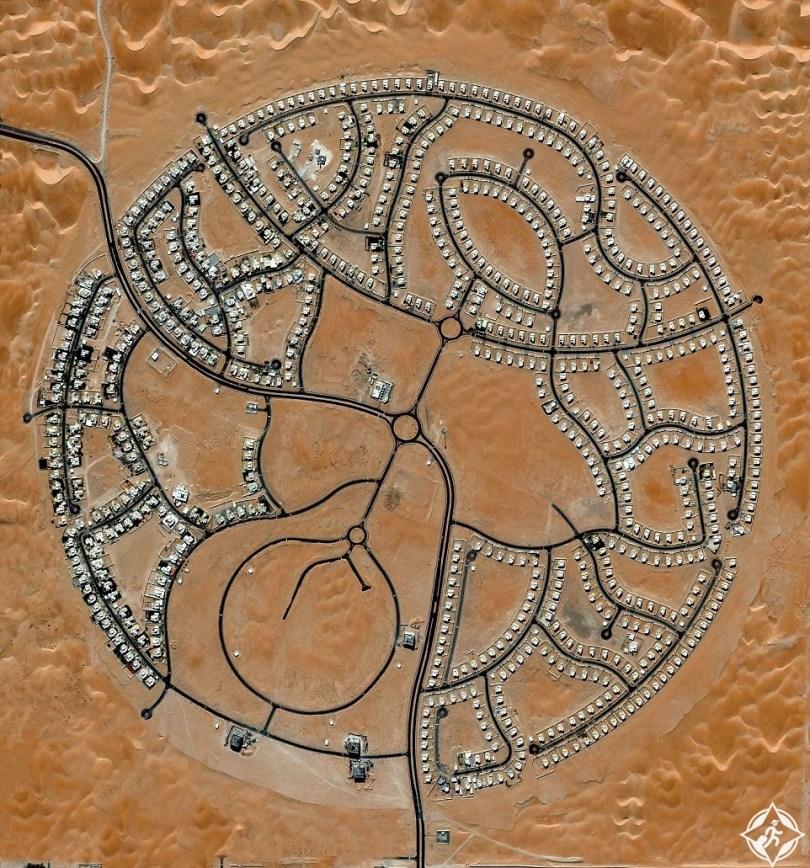 الظفرة في أبوظبي