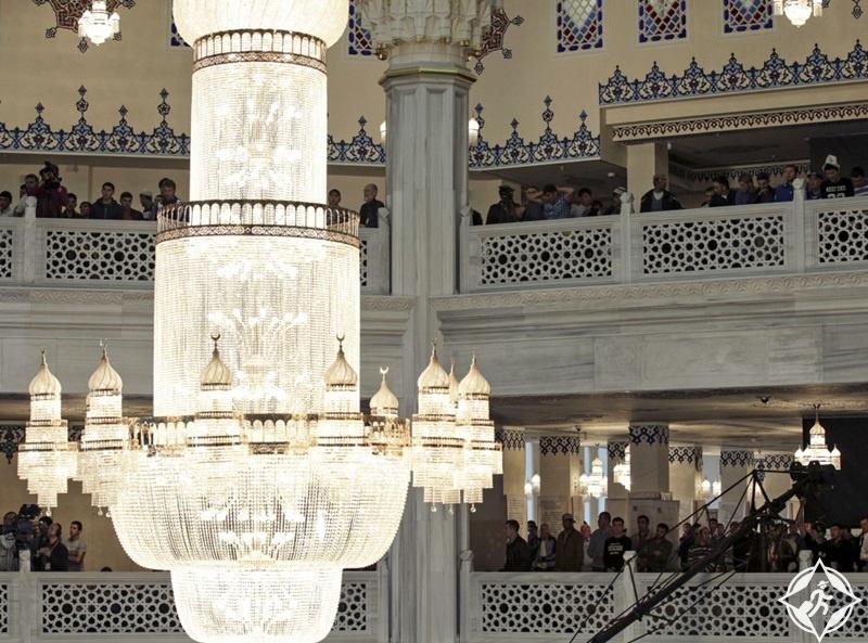 صلاة العيد في موسكو 1