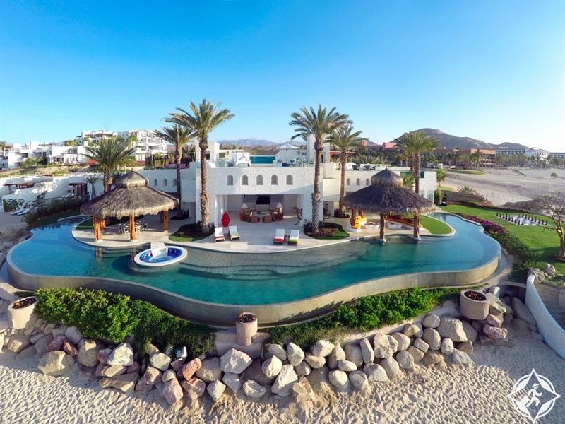 بالصور.. قصرٌ في المكسيك يكلفك 35 ألف دولار لليلة الواحدة
