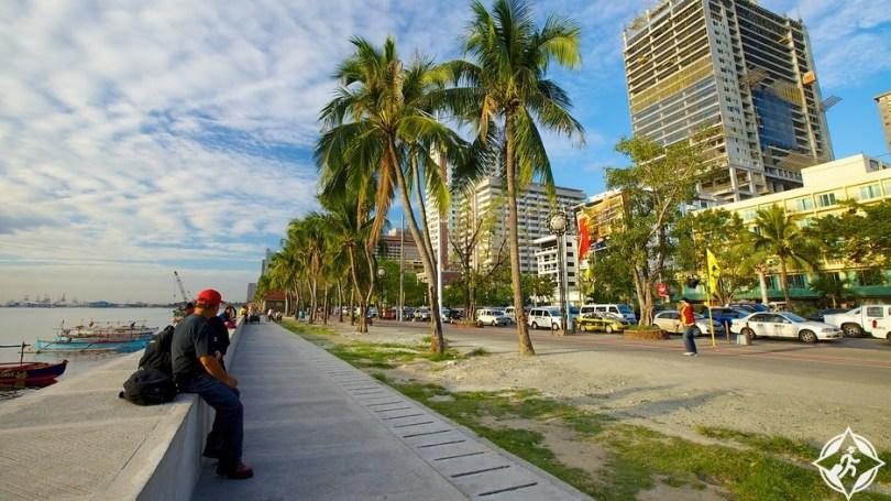 باي وولك مانيلا - اماكن سياحية في مانيلا