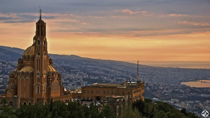 اماكن سياحية خطيرة بيروت في لبنان