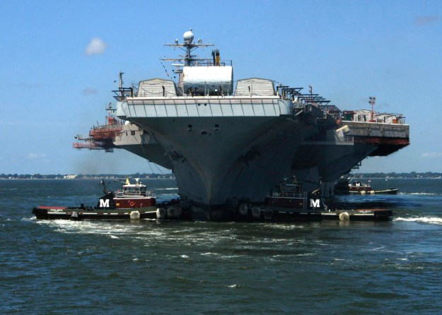 Navy, Marine Corps Reprogramming Clears Way for Nuclear Refuelings to Continue