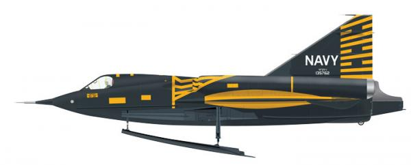 Historic Aircraft - A Dart From The Sea