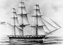 Typical Early 1800s Typical Sloop of War