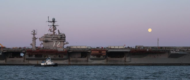 New Defense Bill Puts Lincoln Refueling Back on Track