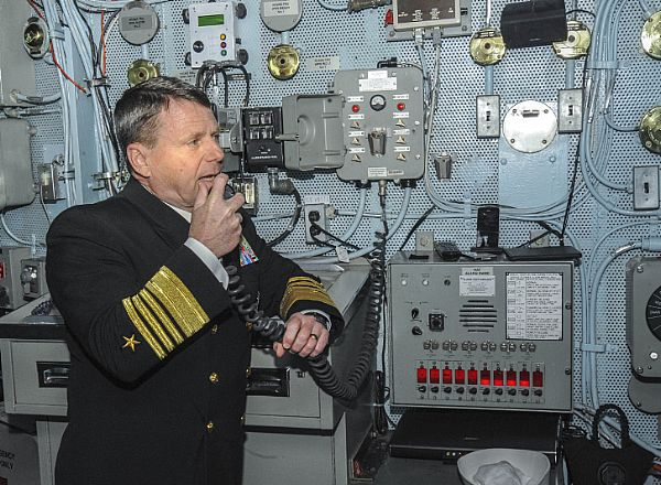 Adm. Bill Gortney's Budget Cut Message to Fleet