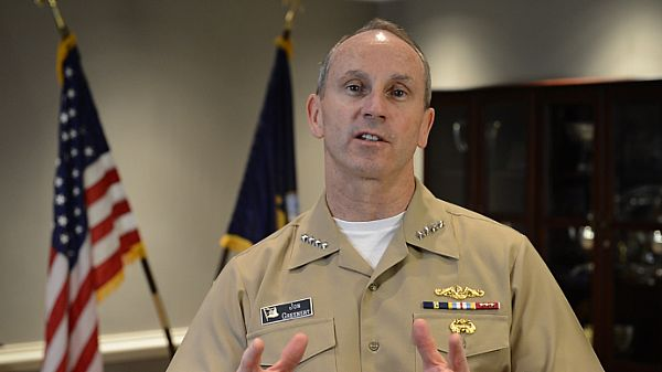 Greenert: New Defense Bill Will Halve Navy's Budget Cuts