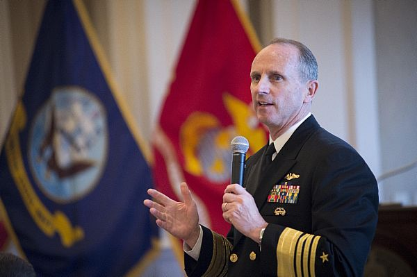 Greenert: Forward Deployed Ships, F-35s USN's Future
