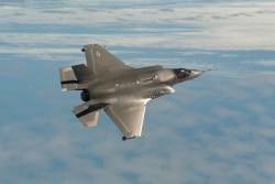F-35 Joint Strike Fighter. US Navy Photo