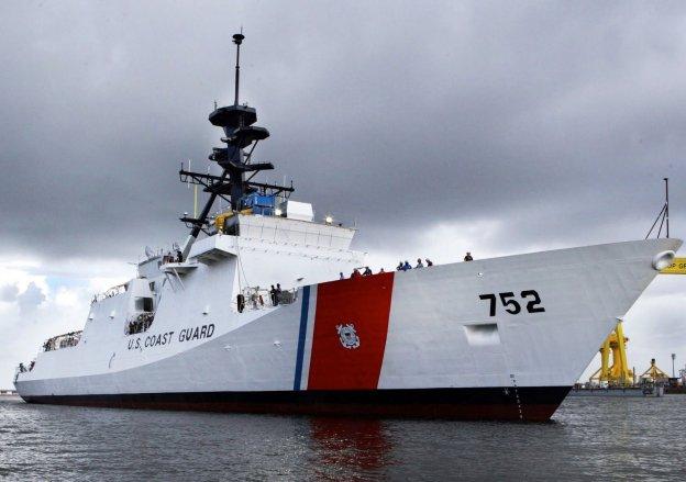 Document: Coast Guard Cutter Report to Congress