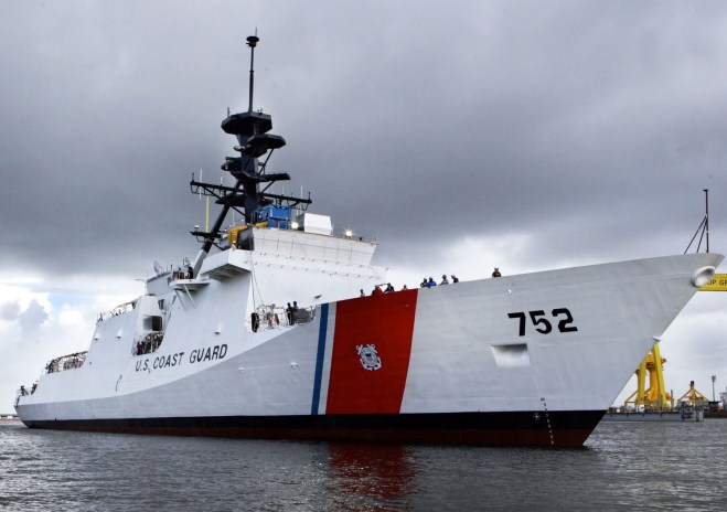 HII Awarded $76.5 million Long Lead Contract for Eighth National Security Cutter