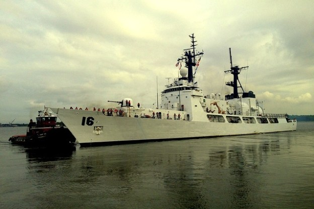 BRP Ramon Alcaraz (PF-16). Philippine Embassy Photo