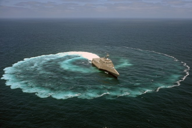 GAO: 'Pause Needed' in LCS Acquisition