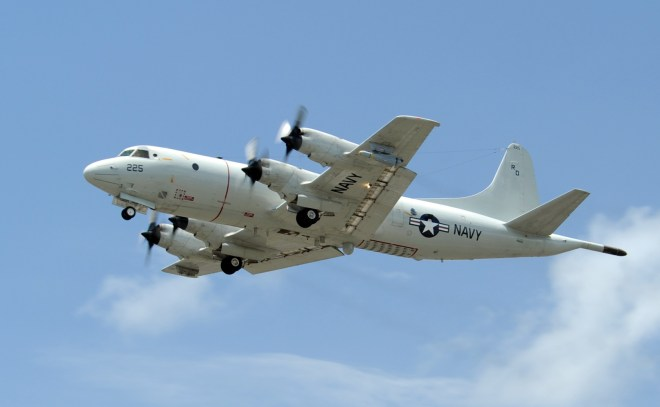 Report: U.S. Flying Reconnaissance Missions for Philippines in South China Sea