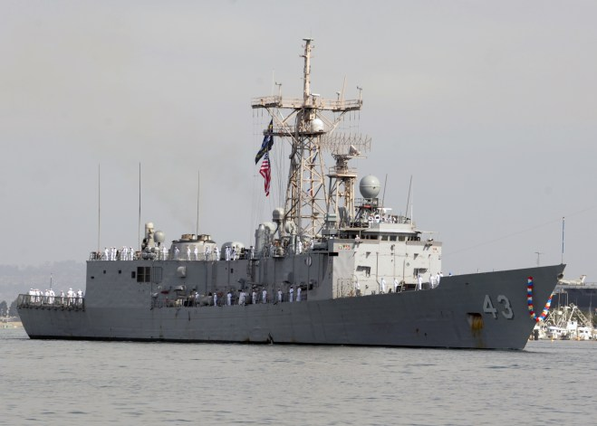 Navy to Decommission 7 Frigates, MCM and SSN.