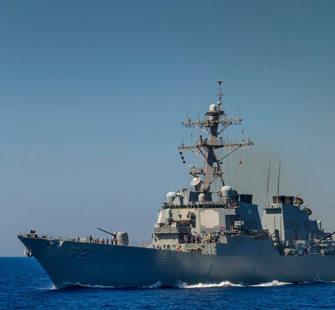 One Sailor and One Civilian Dead in Shooting On Norfolk Destroyer