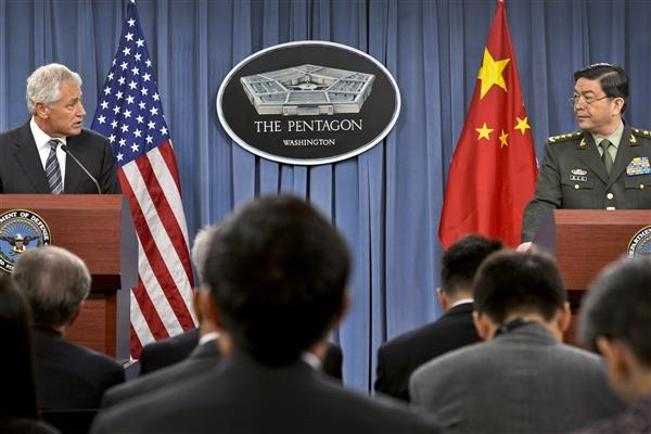 China Will Not 'Barter Away' Core Maritime Interests